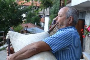Beim Kaba Gaida Meist in Bulgarien